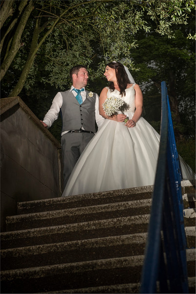 0197 - Doncaster Wedding Photographer - The Stables Doncaster Wedding Photography -