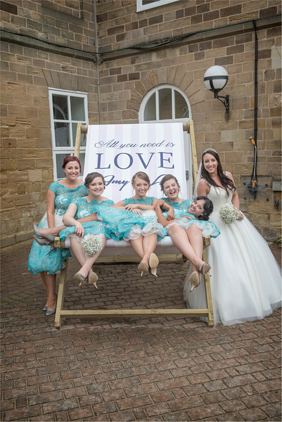 0209 - Doncaster Wedding Photographer - The Stables Doncaster Wedding Photography -