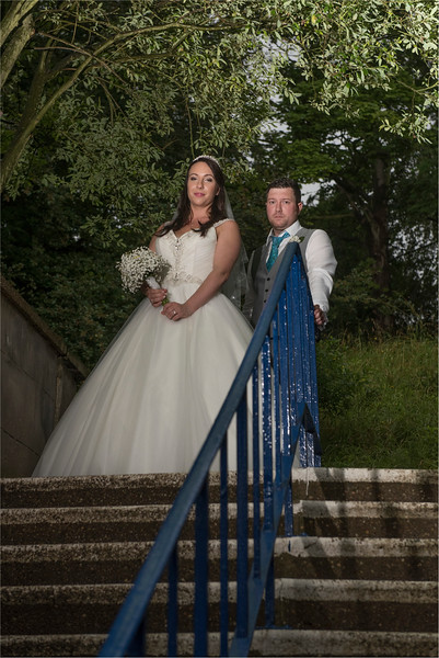 0196 - Doncaster Wedding Photographer - The Stables Doncaster Wedding Photography -