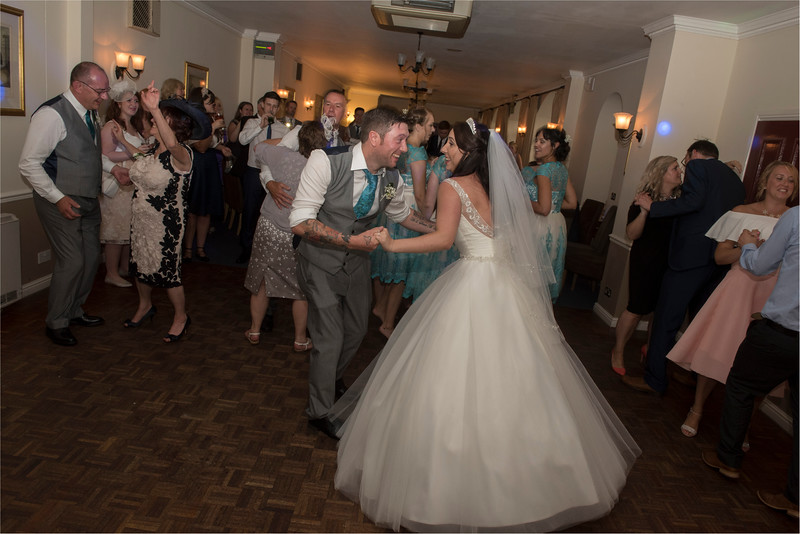 0236 - Doncaster Wedding Photographer - The Stables Doncaster Wedding Photography -