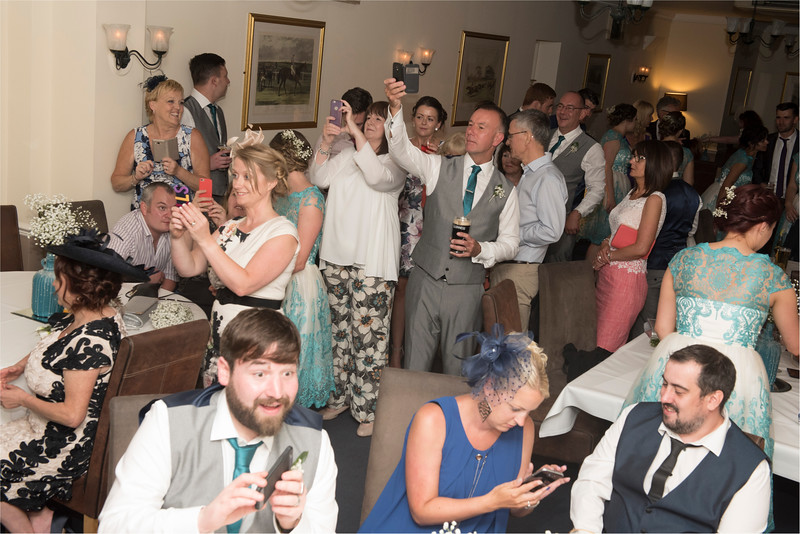 0227 - Doncaster Wedding Photographer - The Stables Doncaster Wedding Photography -
