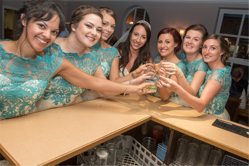 0248 - Doncaster Wedding Photographer - The Stables Doncaster Wedding Photography -