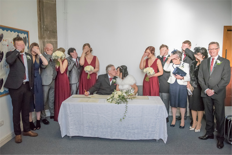 0085 - West Yorkshire Wedding Photographer - Holiday Inn Tong Village -