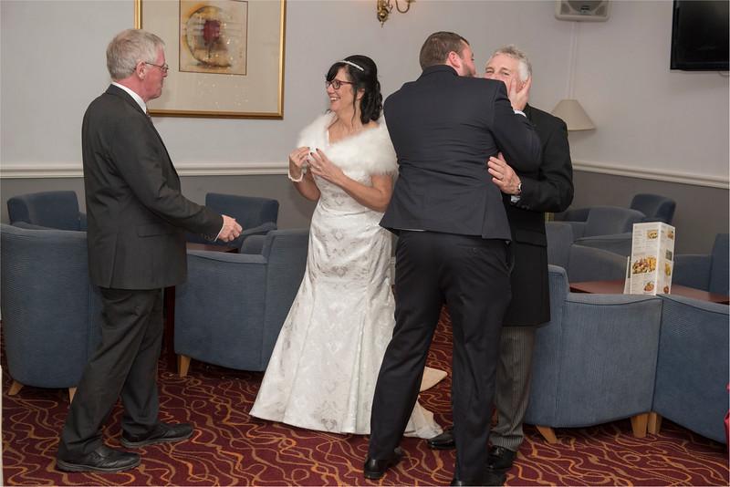 0163 - West Yorkshire Wedding Photographer - Holiday Inn Tong Village -