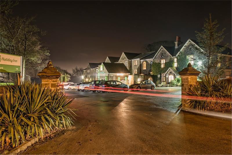 0211 - West Yorkshire Wedding Photographer - Holiday Inn Tong Village -