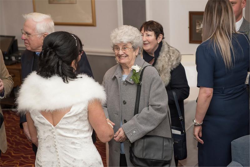 0167 - West Yorkshire Wedding Photographer - Holiday Inn Tong Village -