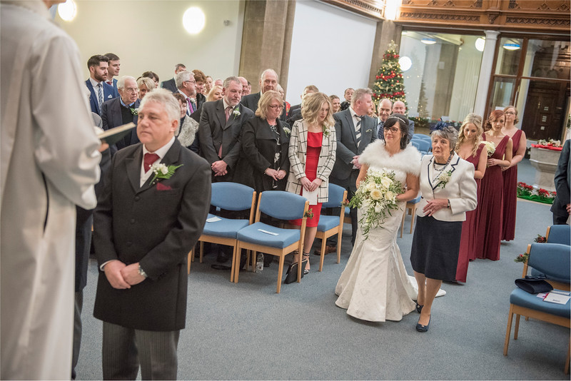 0057 - West Yorkshire Wedding Photographer - Holiday Inn Tong Village -