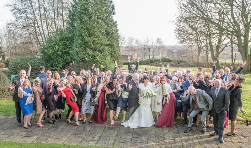 0143 - West Yorkshire Wedding Photographer - Holiday Inn Tong Village -