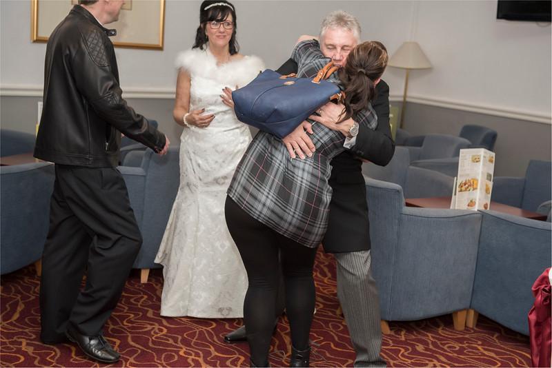 0162 - West Yorkshire Wedding Photographer - Holiday Inn Tong Village -