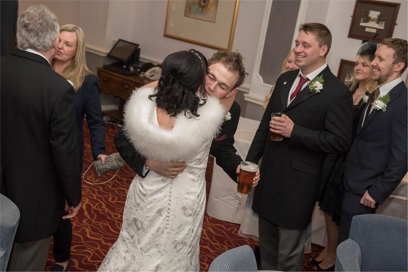 0165 - West Yorkshire Wedding Photographer - Holiday Inn Tong Village -