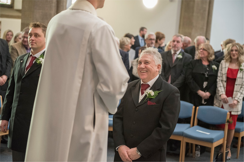 0056 - West Yorkshire Wedding Photographer - Holiday Inn Tong Village -