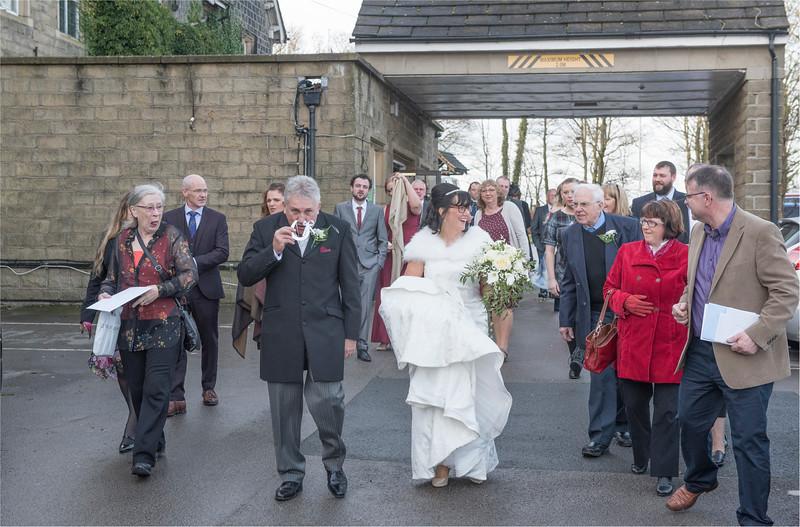 0139 - West Yorkshire Wedding Photographer - Holiday Inn Tong Village -