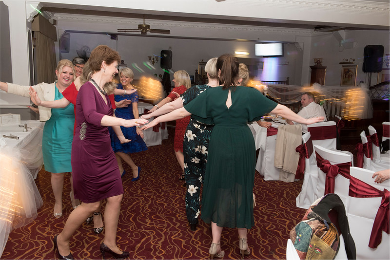 0227 - West Yorkshire Wedding Photographer - Holiday Inn Tong Village -