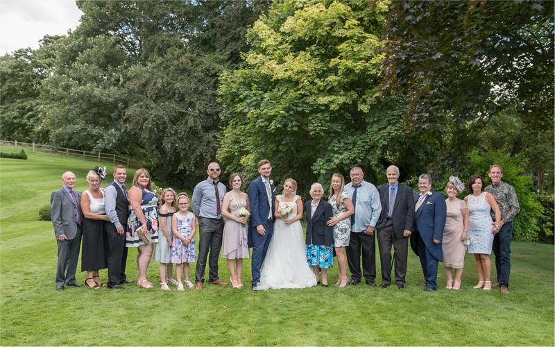 0172 - Leeds Wedding Photographer - Wentbridge House Wedding Photography -