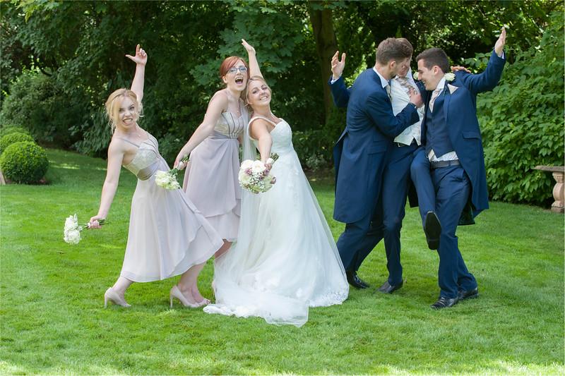 0175 - Leeds Wedding Photographer - Wentbridge House Wedding Photography -