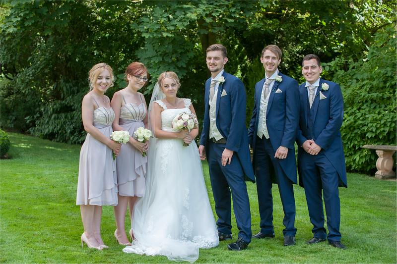 0174 - Leeds Wedding Photographer - Wentbridge House Wedding Photography -