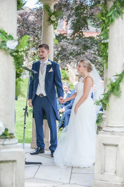 0093 - Leeds Wedding Photographer - Wentbridge House Wedding Photography -