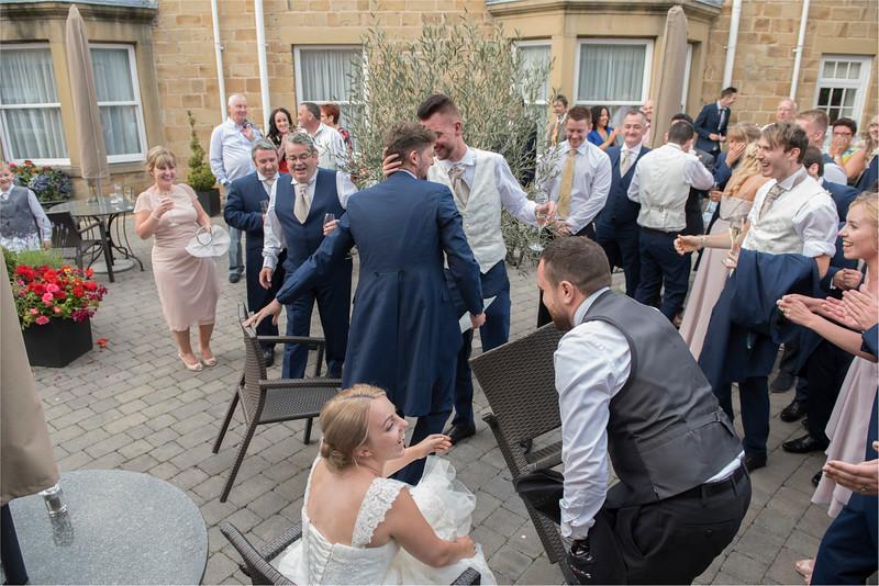 0241 - Leeds Wedding Photographer - Wentbridge House Wedding Photography -