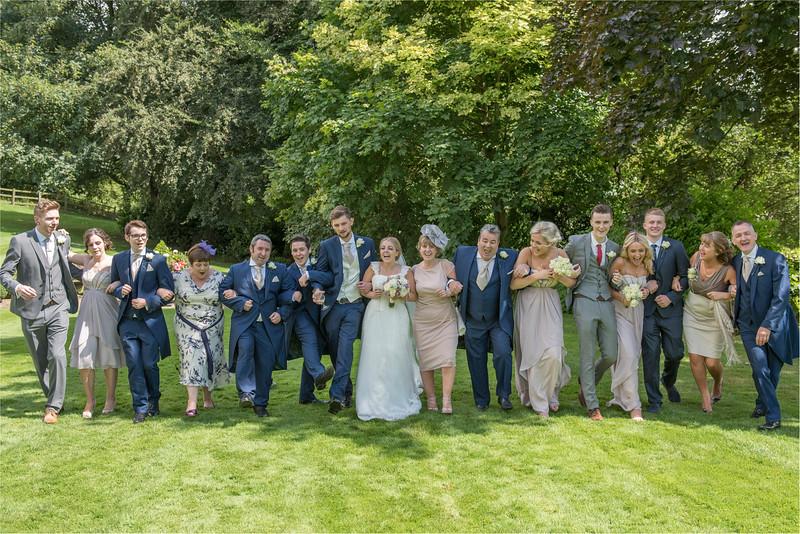 0170 - Leeds Wedding Photographer - Wentbridge House Wedding Photography -