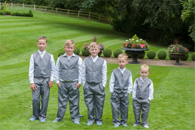 0154 - Leeds Wedding Photographer - Wentbridge House Wedding Photography -