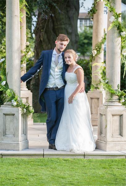 0249 - Leeds Wedding Photographer - Wentbridge House Wedding Photography -