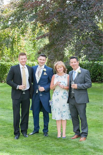 0125 - Leeds Wedding Photographer - Wentbridge House Wedding Photography -