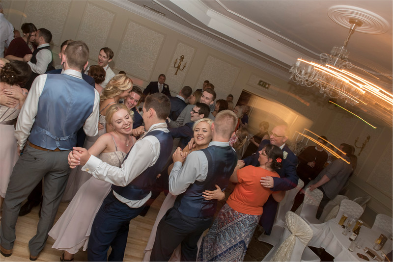 0274 - Leeds Wedding Photographer - Wentbridge House Wedding Photography -