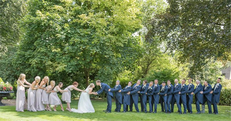 0192 - Leeds Wedding Photographer - Wentbridge House Wedding Photography -