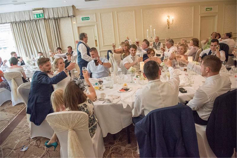 0228 - Leeds Wedding Photographer - Wentbridge House Wedding Photography -