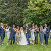 0145 - Leeds Wedding Photographer - Wentbridge House Wedding Photography -
