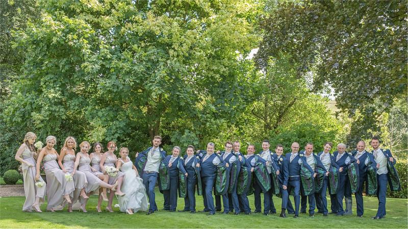 0191 - Leeds Wedding Photographer - Wentbridge House Wedding Photography -