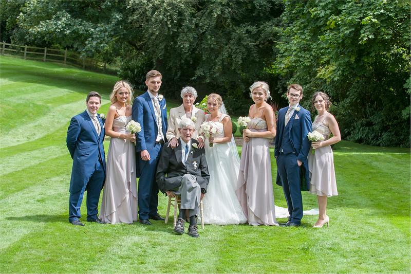 0130 - Leeds Wedding Photographer - Wentbridge House Wedding Photography -