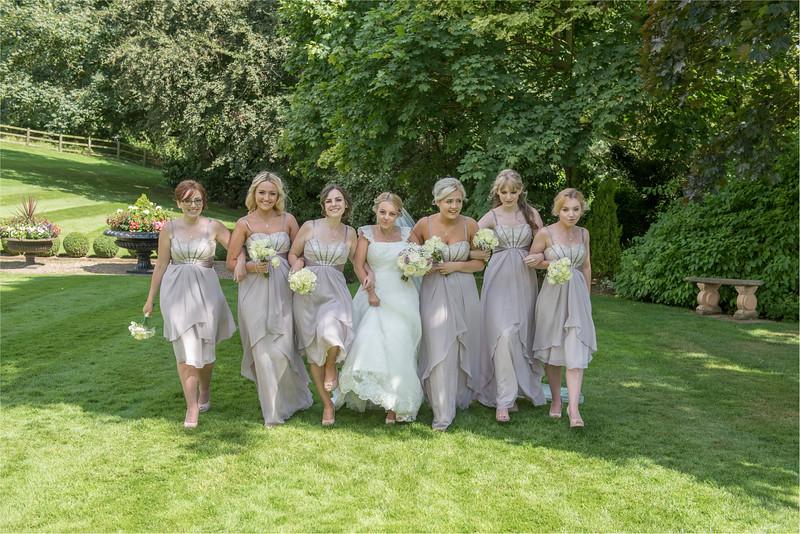 0184 - Leeds Wedding Photographer - Wentbridge House Wedding Photography -