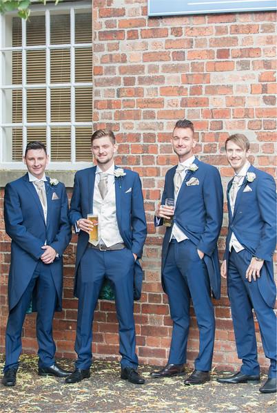 0053 - Leeds Wedding Photographer - Wentbridge House Wedding Photography -