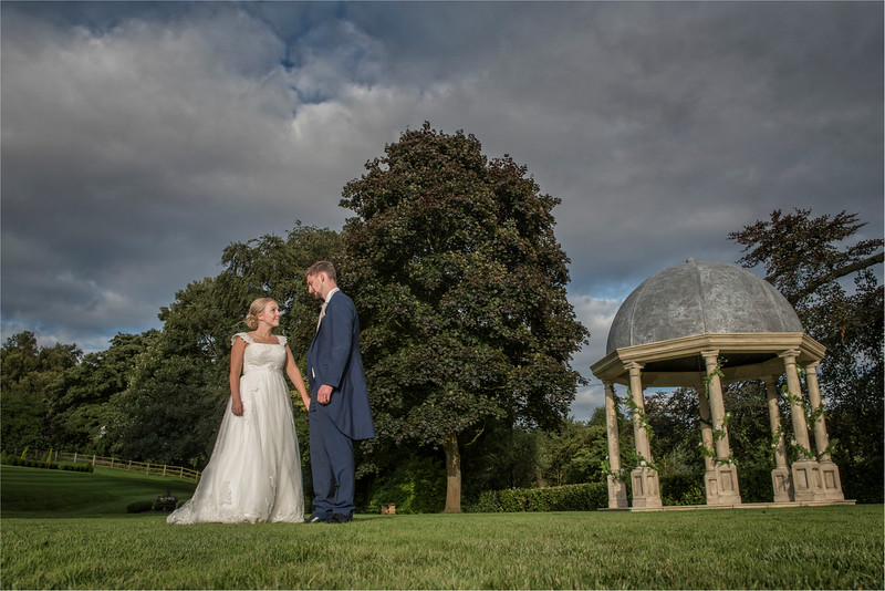 0246 - Leeds Wedding Photographer - Wentbridge House Wedding Photography -
