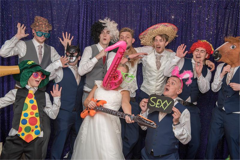 0286 - Leeds Wedding Photographer - Wentbridge House Wedding Photography -