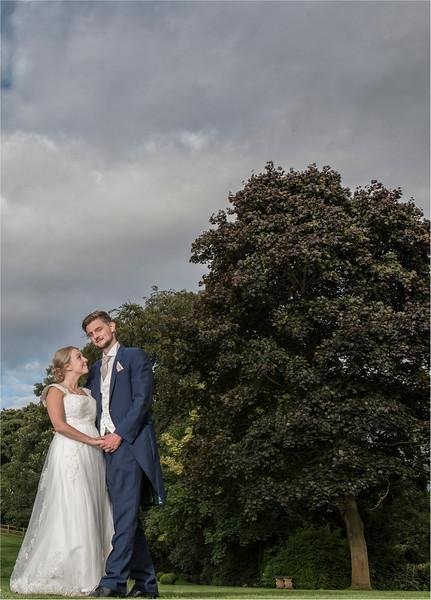 0244 - Leeds Wedding Photographer - Wentbridge House Wedding Photography -