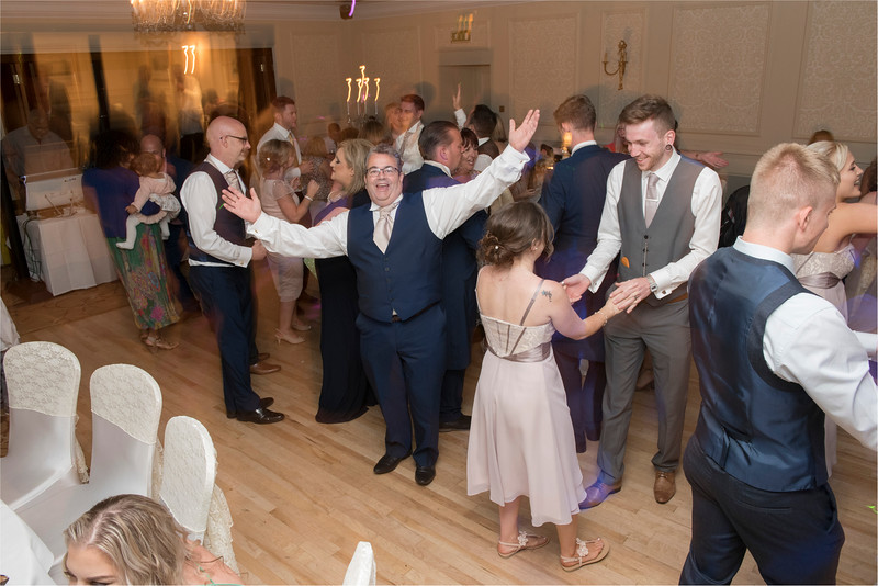 0278 - Leeds Wedding Photographer - Wentbridge House Wedding Photography -