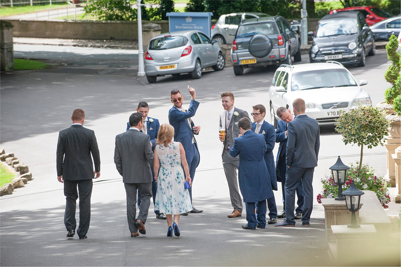 0062 - Leeds Wedding Photographer - Wentbridge House Wedding Photography -