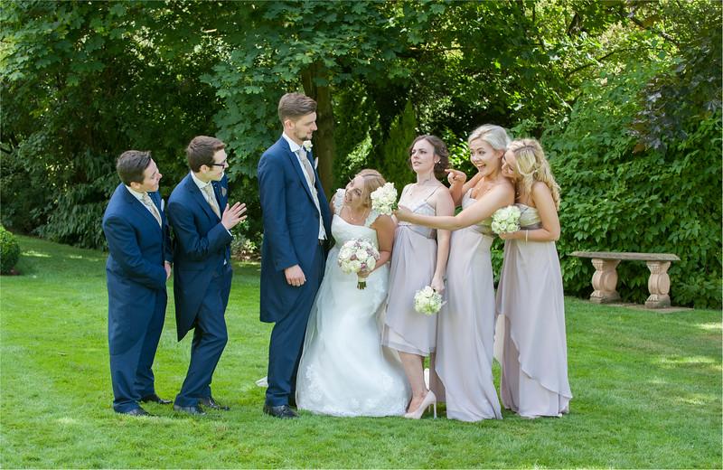 0176 - Leeds Wedding Photographer - Wentbridge House Wedding Photography -
