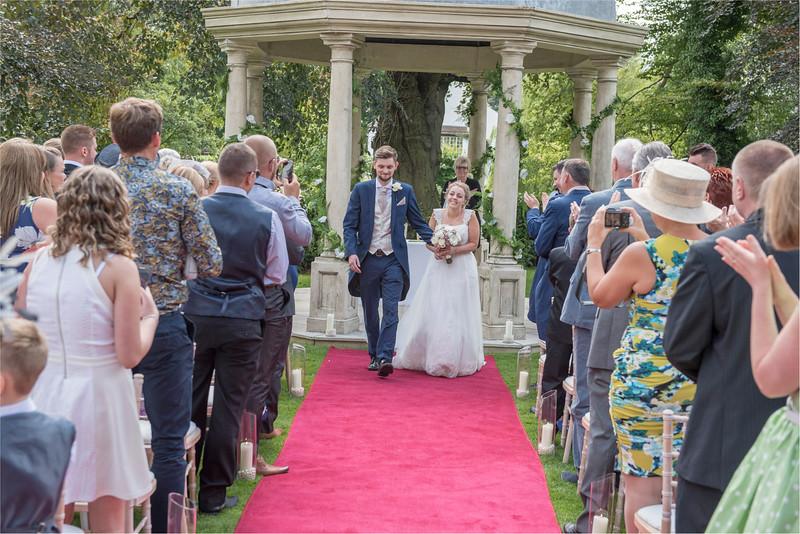 0112 - Leeds Wedding Photographer - Wentbridge House Wedding Photography -
