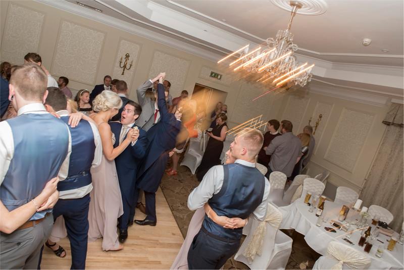 0273 - Leeds Wedding Photographer - Wentbridge House Wedding Photography -