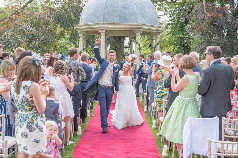 0113 - Leeds Wedding Photographer - Wentbridge House Wedding Photography -