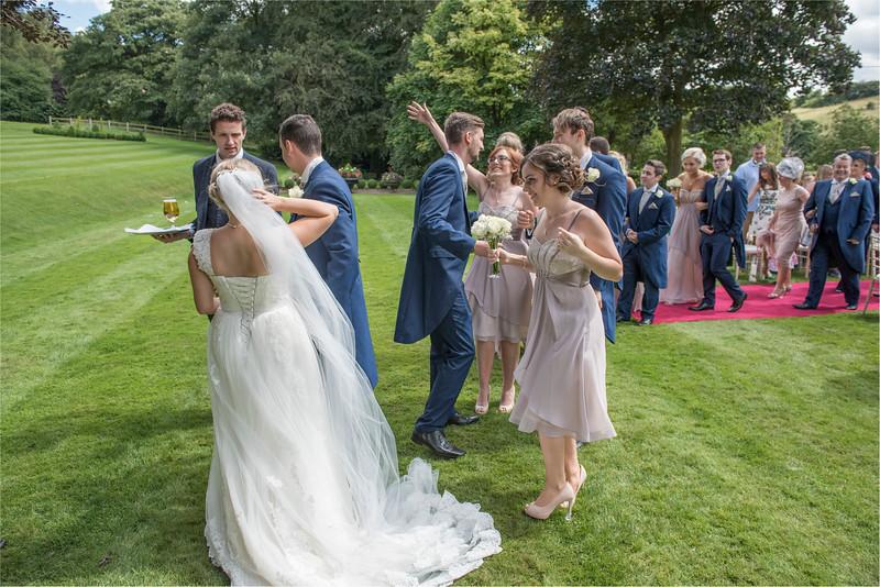 0115 - Leeds Wedding Photographer - Wentbridge House Wedding Photography -