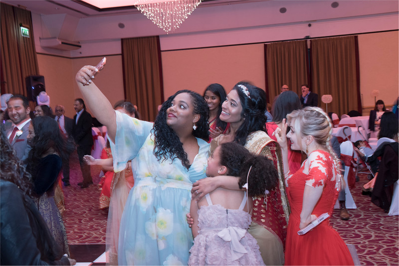 0233 - Asian Wedding Photography in West Yorkshire - -
