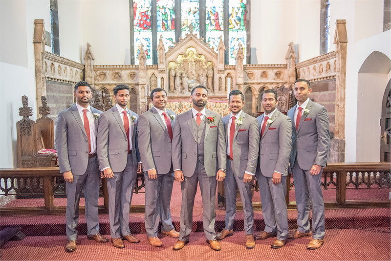 0073 - Asian Wedding Photography in West Yorkshire - -