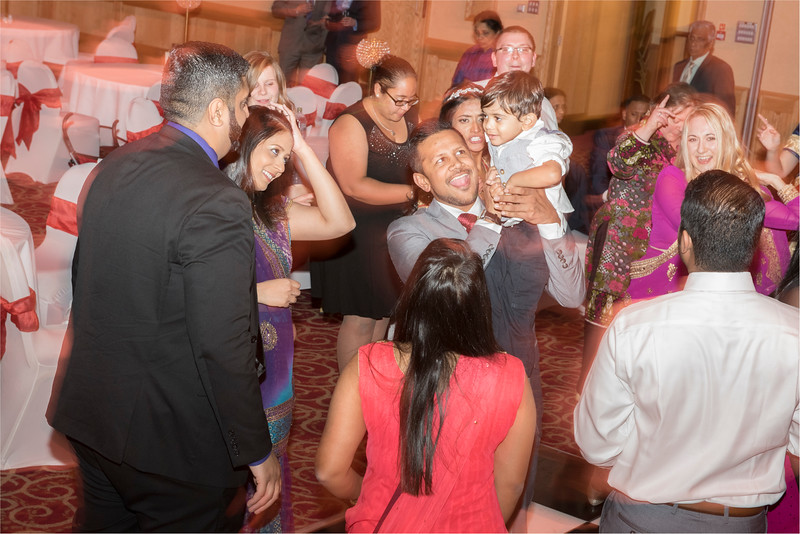 0254 - Asian Wedding Photography in West Yorkshire - -