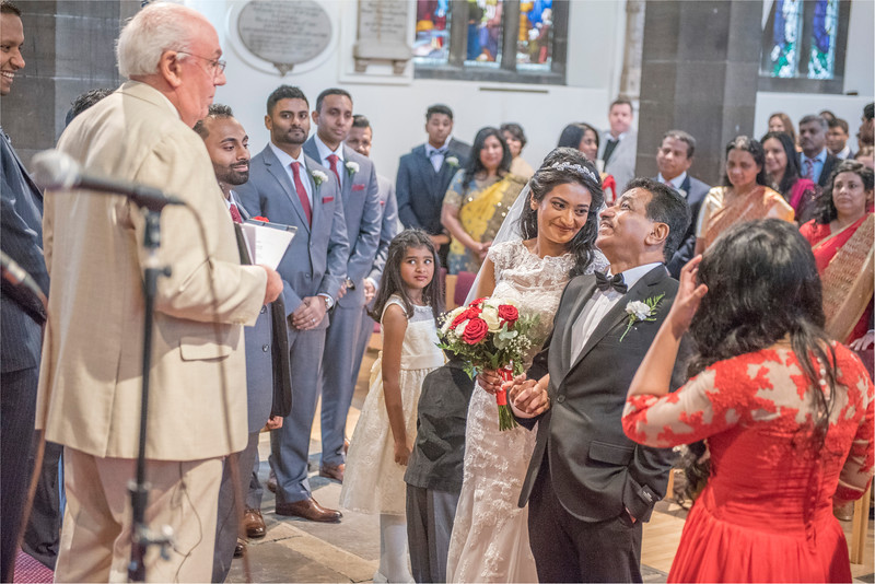 0103 - Asian Wedding Photography in West Yorkshire - -