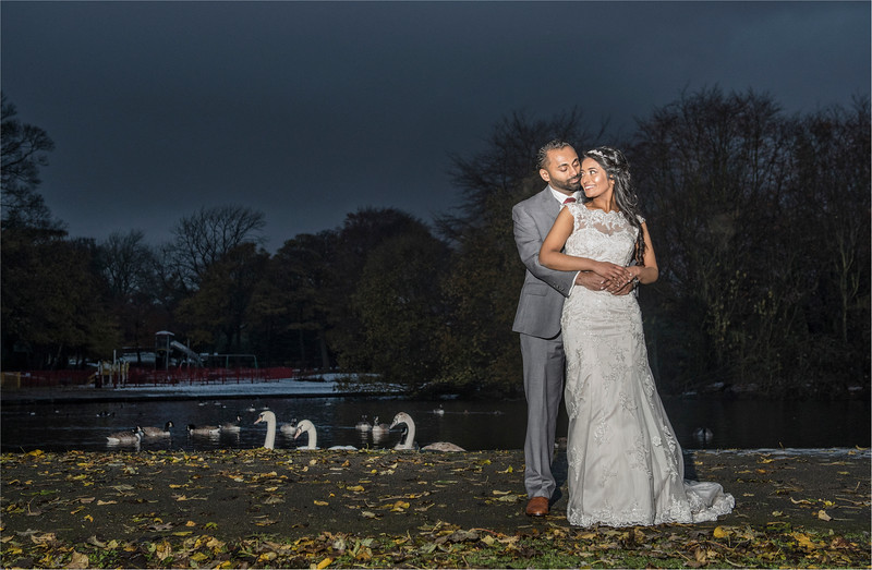0174 - Asian Wedding Photography in West Yorkshire - -