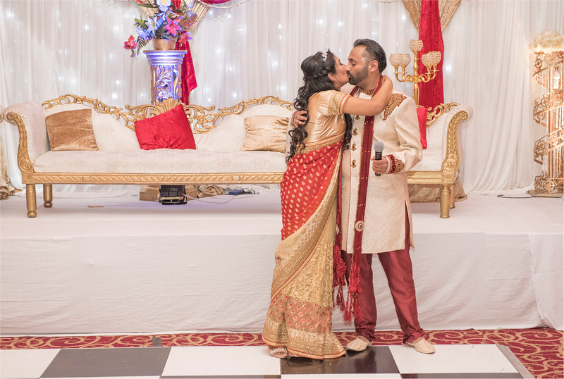 0209 - Asian Wedding Photography in West Yorkshire - -
